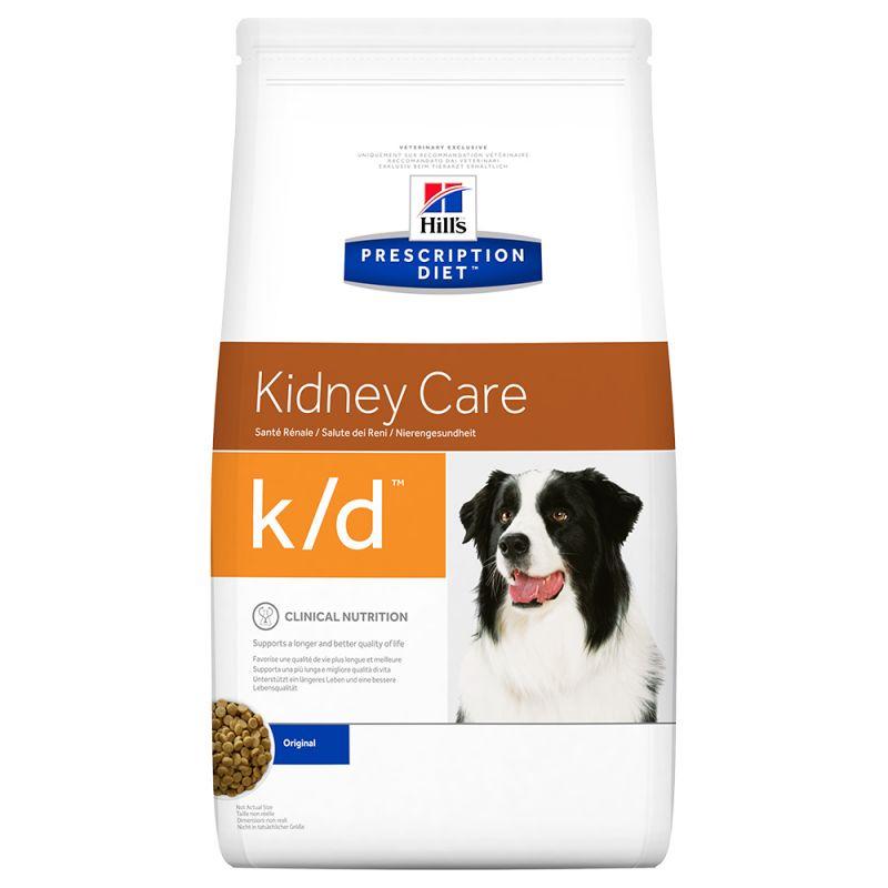 Hill's Prescription Diet k/d Kidney Care Original hundfoder