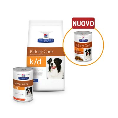 Hill's Prescription Diet k/d Kidney Care Spezzatino Pollo per cani