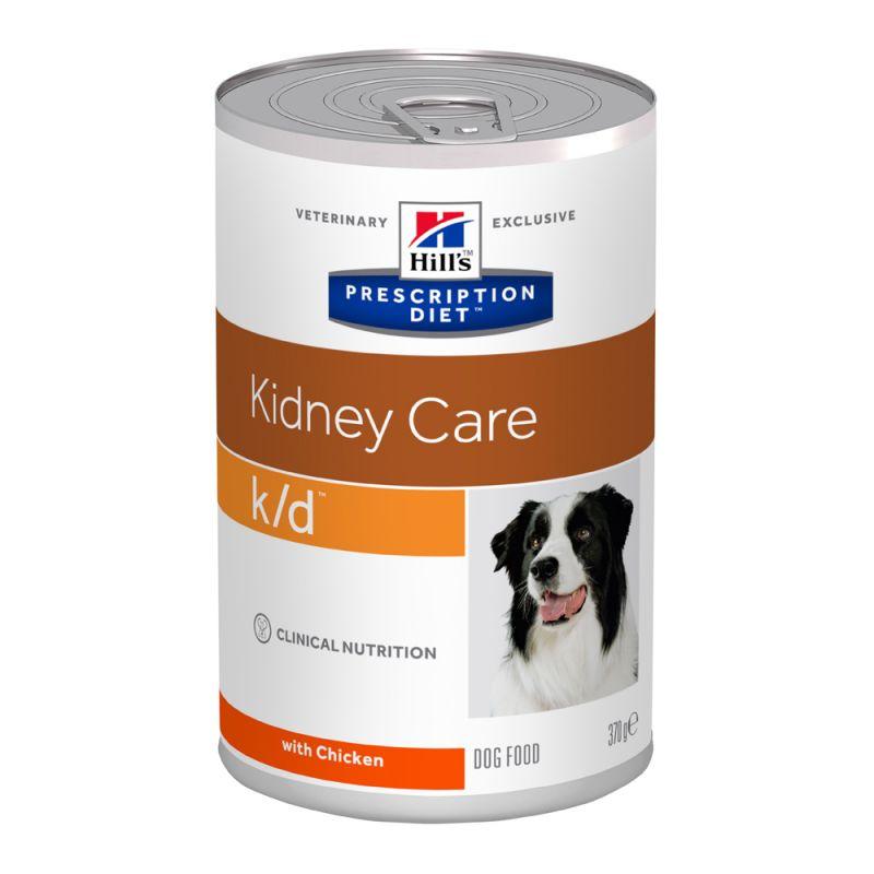 Hill's Prescription Diet k/d Kidney Original kutyatáp