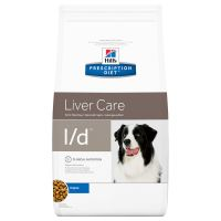 Hill's Prescription Diet l/d Liver Care Original pour chien