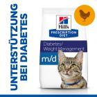 Hill's Prescription Diet m/d Diabetes/Weight Management Katzenfutter mit Huhn