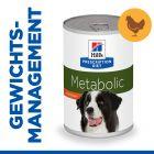 Hill's Prescription Diet Metabolic Weight Management Hundefutter mit Huhn