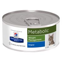 Hill's Prescription Diet Metabolic Weight Management Katzenfutter Original