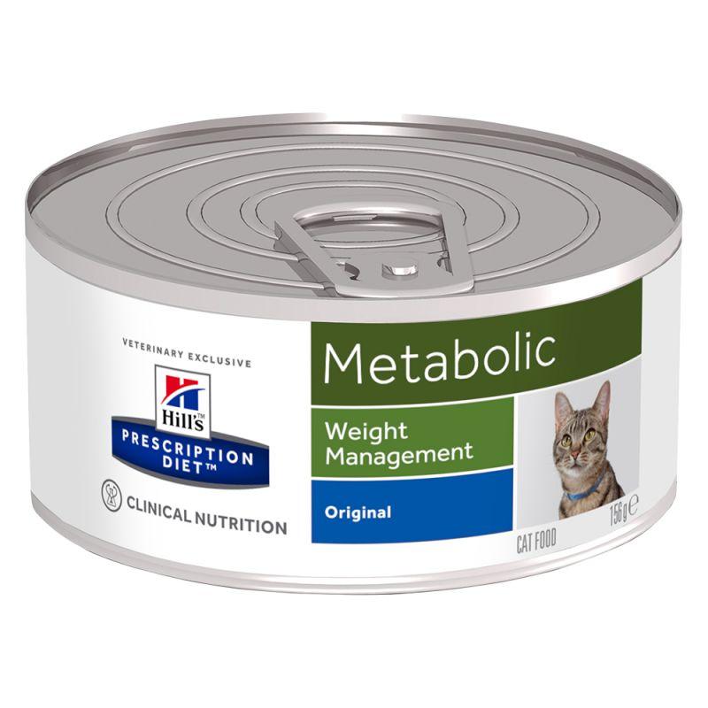 Hill's Prescription Diet Metabolic Weight Management Original pour chat