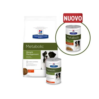 Hill's Prescription Diet Metabolic Weight Management Spezzatino Pollo cani