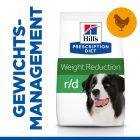 Hill's Prescription Diet r/d Weight Reduction Hundefutter mit Huhn