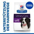 Hill's Prescription Diet u/d Urinary Care Hundefutter Original