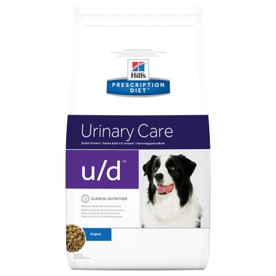 Hill's Prescription Diet u/d Urinary Care Original Hrană câini