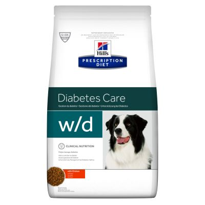 Hill's Prescription Diet w/d Diabetes Care - Chicken