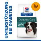 Hill's Prescription Diet w/d Diabetes Care Hundefutter mit Huhn