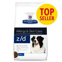 Hill's Prescription Diet z/d Food Allegy & Skin Care secco per cani