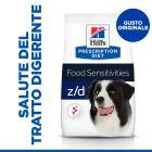 Hill's Prescription Diet z/d Food Sensitivities Crocchette per cani
