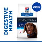 Hill's Prescription Diet z/d Mini Allergy & Skin Care Original Τροφή Σκύλων
