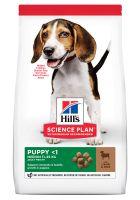 Hill's Puppy <1 Medium Science Plan con cordero y arroz