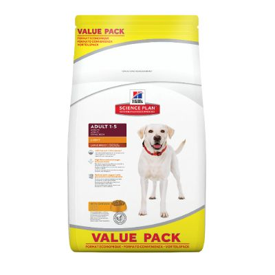 Hill's Science Plan Adult 1-5 Advanced Fitness Light Large Breed csirke