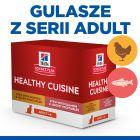 Hill's Science Plan Adult Healthy Cuisine, kurczak i łosoś