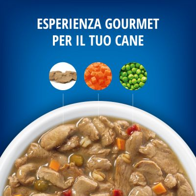 Hill's Science Plan Adult 1-6 Healthy Cuisine Spezzatino Manzo e Verdure