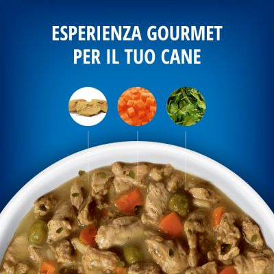 Hill's Science Plan Adult 1-6 Healthy Cuisine Spezzatino Pollo e Verdure