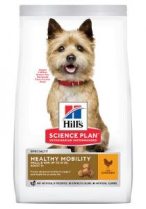 Hill's Science Plan Adult 1+ Healthy Mobility Small & Mini, z kurczakiem
