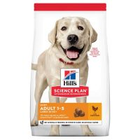 Hill's Science Plan Adult 1-5 Light Large Breed with Chicken