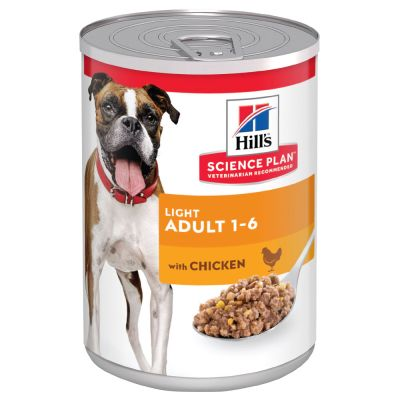 Hill's Science Plan Adult 1-6 Light Medium Chicken