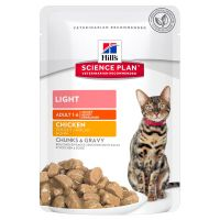 Hill's Science Plan Adult Light pour chat