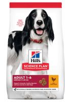 Hill's Science Plan Adult 1-6 Medium met Kip