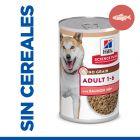 Hill's Science Plan Adult No Grain con salmón sin cereales para perros