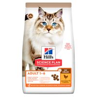 Hill's Science Plan Adult 1-6 No Grain met Kip Kattenvoer
