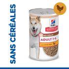 Hill's Science Plan Adult No Grain poulet pour chien