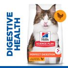 Hill's Science Plan Adult Perfect Digestion Chicken