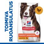 Hill's Science Plan Adult Perfect Digestion Medium Breed
