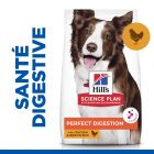 Hill's Science Plan Adult Perfect Digestion Medium pour chien