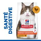 Hill's Science Plan Adult Perfect Digestion poulet