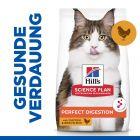 Hill's Science Plan Adult Perfect Digestion poulet pour chat