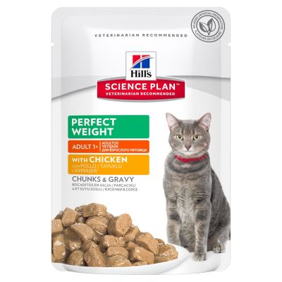 Hill's Science Plan Adult Perfect Weight pour chat