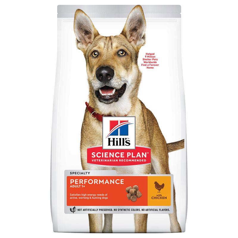 Hill's Science Plan Adult 1+ Performance, kurczak