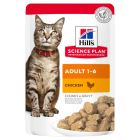 Hill's Science Plan Adult Pouches - Chicken