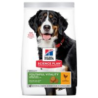 Hill's Science Plan Adult 7+ Senior Vitality Large Breed with Chicken