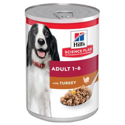 Hill's Science Plan Adult, 6 x 370 g