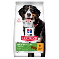 Hill's Science Plan Adult 7+ Youthful Vitality Large Breed met Kip