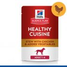 Hill's Science Plan Canine Adult Healthy Cuisine Chicken