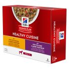 Hill's Science Plan Canine Adult Healthy Cuisine Chicken & Beef