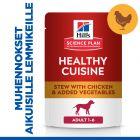 Hill's Science Plan Canine Adult Healthy Cuisine kana