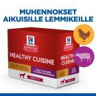 Hill's Science Plan Canine Adult Healthy Cuisine kana & nauta