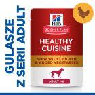 Hill's Science Plan Canine Adult Healthy Cuisine, kurczak