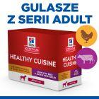 Hill's Science Plan Canine Adult Healthy Cuisine, kurczak i wołowina