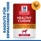 Hill's Science Plan Canine Adult Healthy Cuisine piletina