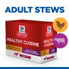 Hill's Science Plan Canine Adult Healthy Cuisine with Chicken & Beef