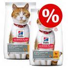 Hill's Science Plan Feline ração para gatos - Pack económico
